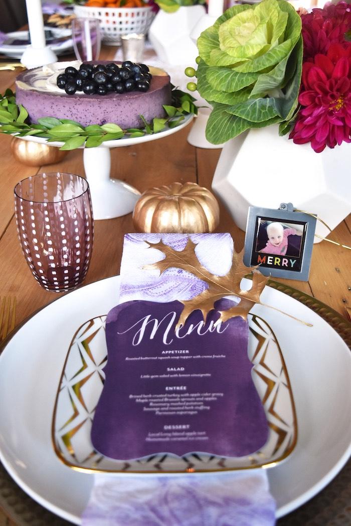 Friendsgiving Dinner Party on Kara's Party Ideas | KarasPartyIdeas.com (16)