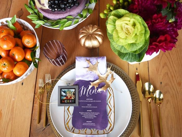Friendsgiving Dinner Party on Kara's Party Ideas | KarasPartyIdeas.com (14)
