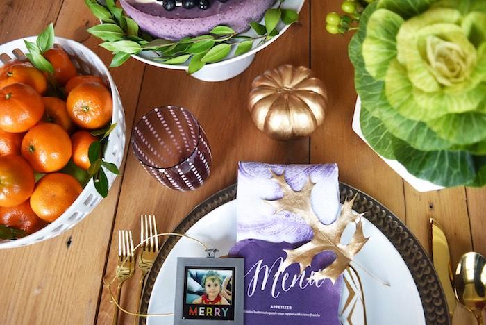 Friendsgiving Dinner Party on Kara's Party Ideas | KarasPartyIdeas.com (13)