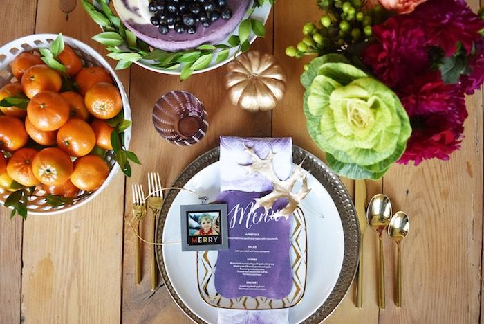Friendsgiving Dinner Party on Kara's Party Ideas | KarasPartyIdeas.com (12)