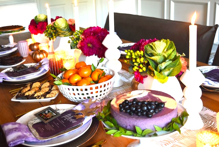 Friendsgiving Dinner Party on Kara's Party Ideas | KarasPartyIdeas.com (26)