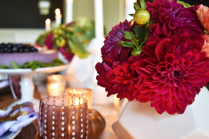 Friendsgiving Dinner Party on Kara's Party Ideas | KarasPartyIdeas.com (25)