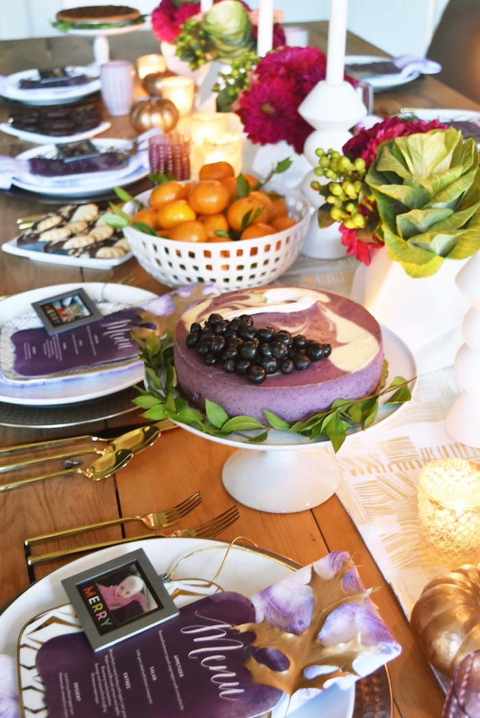 Friendsgiving Dinner Party on Kara's Party Ideas | KarasPartyIdeas.com (24)