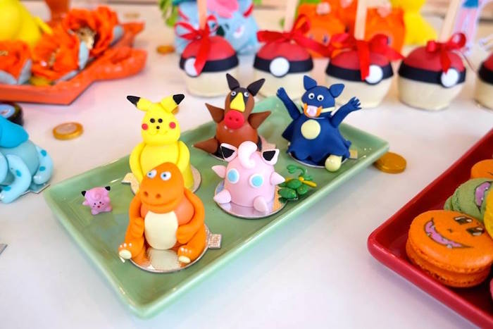 Pokemon Cake Balls at a Girly Pokemon Birthday Party via Kara's Party Ideas | KarasPartyIdeas.com (10)