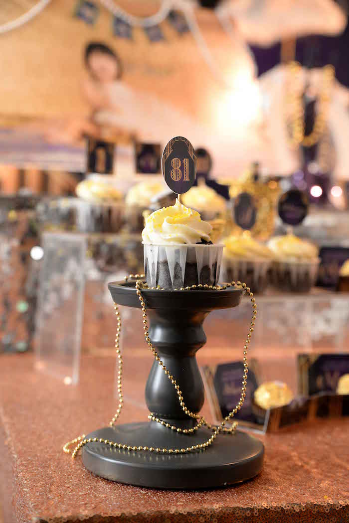 Kara S Party Ideas Great Gatsby Old Hollywood Birthday