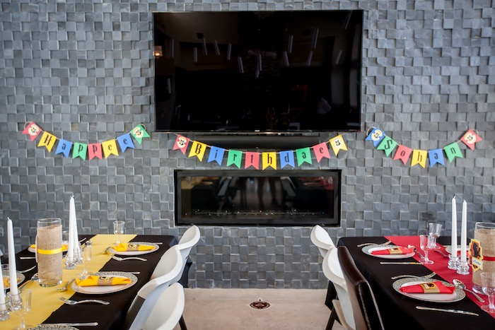 Harry Potter Birthday Party on Kara's Party Ideas | KarasPartyIdeas.com (80)