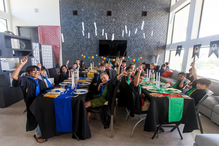 Kara S Party Ideas Detailed Harry Potter Birthday Party