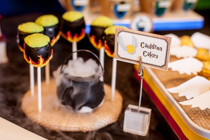 Harry Potter Birthday Party on Kara's Party Ideas | KarasPartyIdeas.com (56)