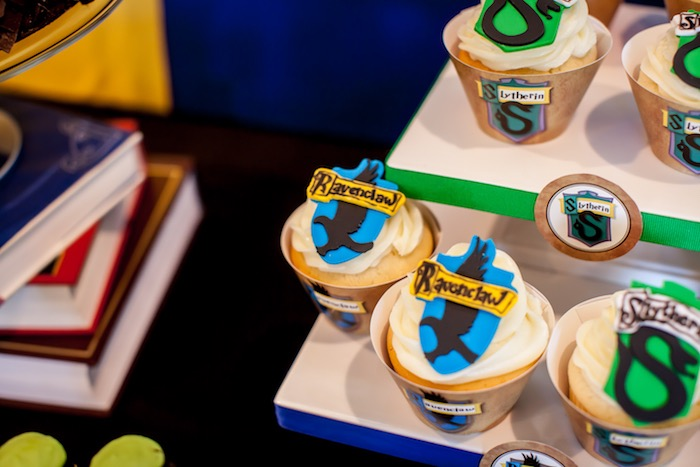 Harry Potter Birthday Party on Kara's Party Ideas | KarasPartyIdeas.com (50)