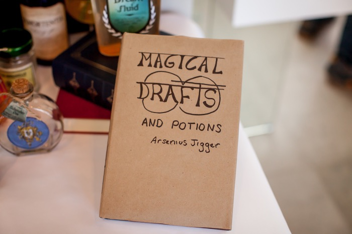 Harry Potter Birthday Party on Kara's Party Ideas | KarasPartyIdeas.com (28)