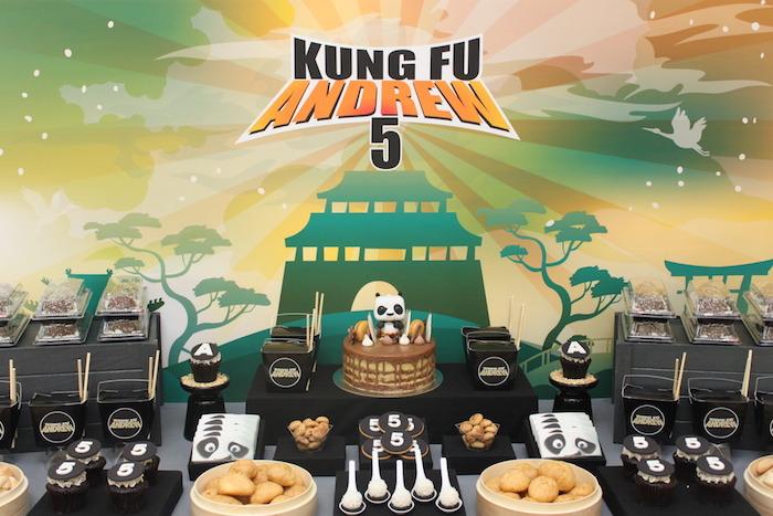 Kara S Party Ideas Kung Fu Panda Birthday Party Kara S