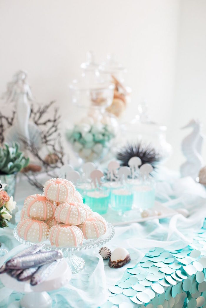 Majestic Under the Sea Birthday Party on Kara's Party Ideas | KarasPartyIdeas.com (44)