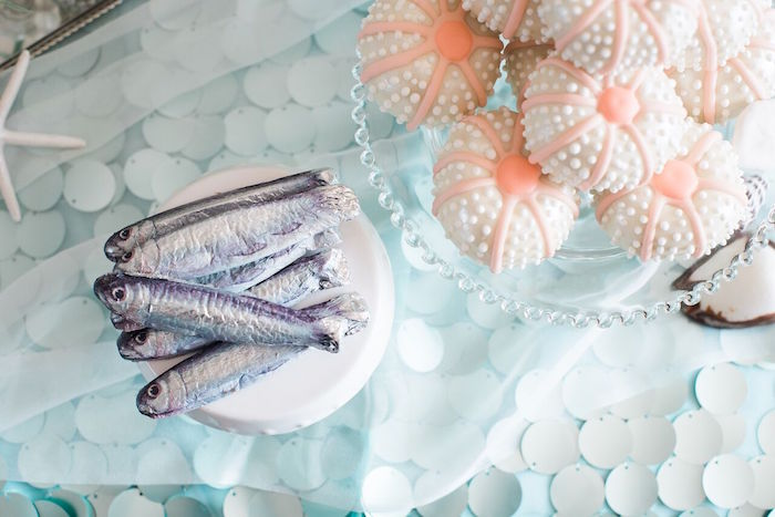 Fish from a Majestic Under the Sea Birthday Party on Kara's Party Ideas | KarasPartyIdeas.com (35)