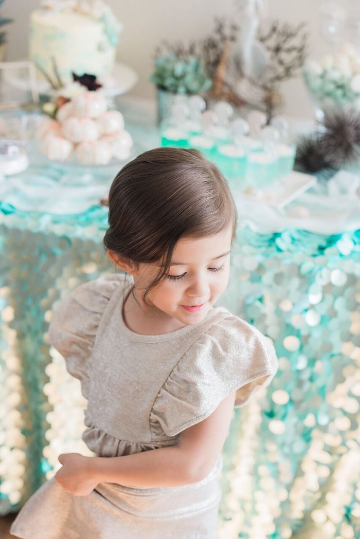 Majestic Under the Sea Birthday Party on Kara's Party Ideas | KarasPartyIdeas.com (14)
