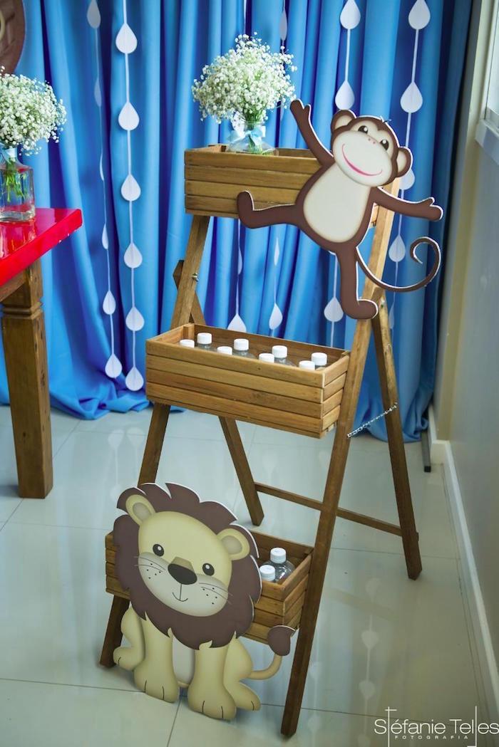 Kara S Party Ideas Noah S Ark Birthday Party Kara S