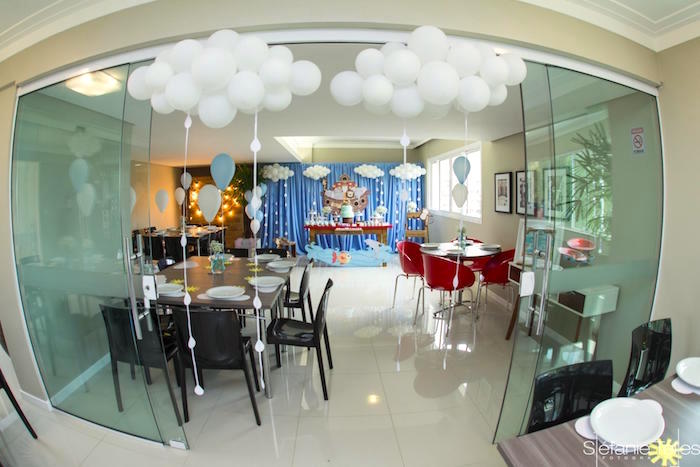 Noah's Ark Birthday Party on Kara's Party Ideas | KarasPartyIdeas.com (20)