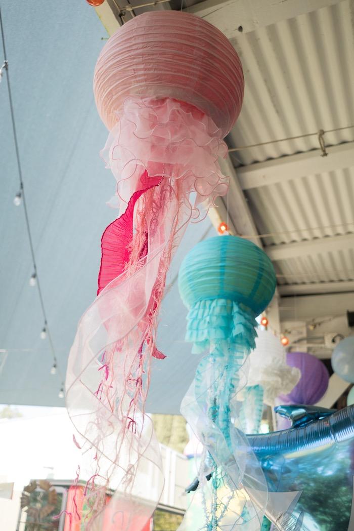 Kara S Party Ideas Ombre Under The Sea Ocean Birthday