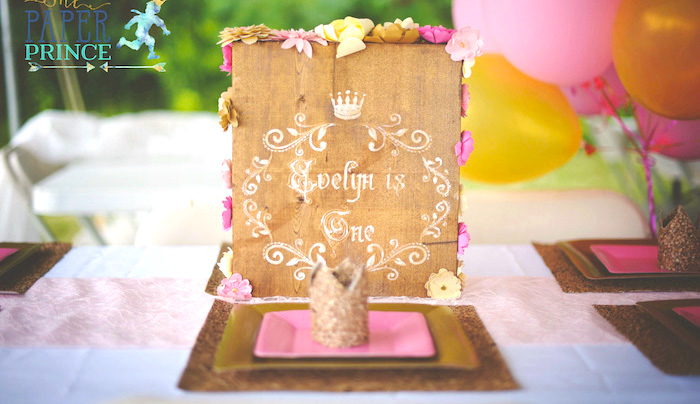 Once Upon a Time Fairytale Birthday Party on Kara's Party Ideas | KarasPartyIdeas.com (3)