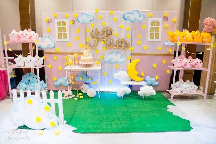Our Little Star Birthday Party on Kara's Party Ideas | KarasPartyIdeas.com (30)
