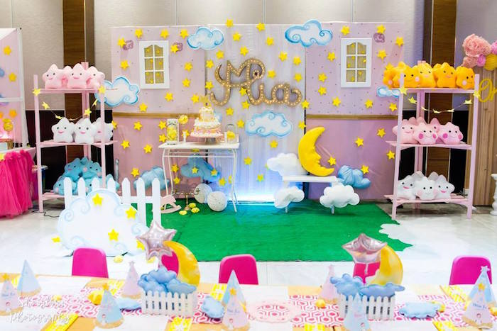 Our Little Star Birthday Party on Kara's Party Ideas | KarasPartyIdeas.com (6)