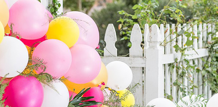 Outdoor Garden Gluten Free Birthday Party on Kara's Party Ideas | KarasPartyIdeas.com (1)