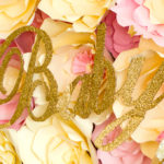 Pink & Gold Butterfly Baby Shower on Kara's Party Ideas | KarasPartyIdeas.com (1)