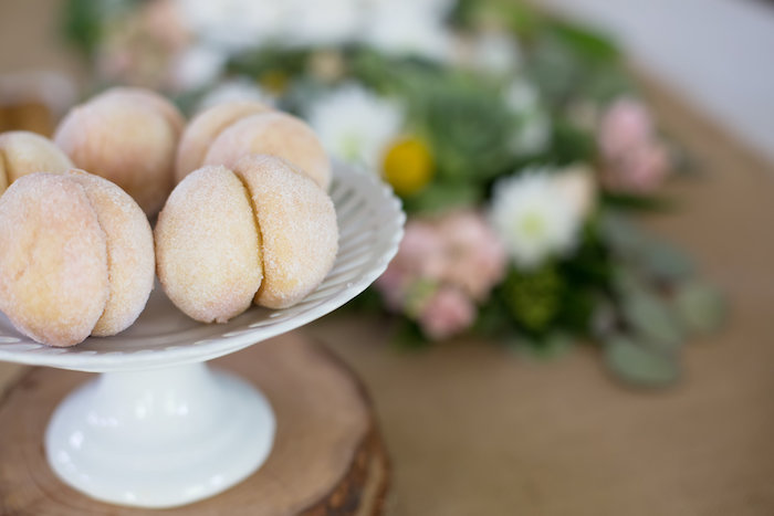 Sweets from a Rustic Floral Bridal Shower on Kara's Party Ideas | KarasPartyIdeas.com (12)