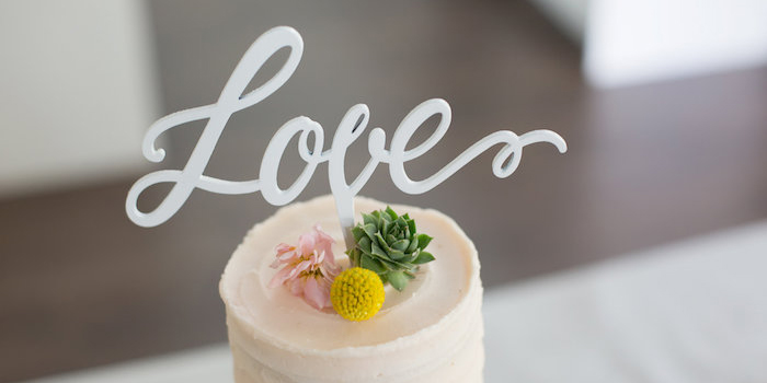 Rustic Floral Bridal Shower on Kara's Party Ideas | KarasPartyIdeas.com (3)