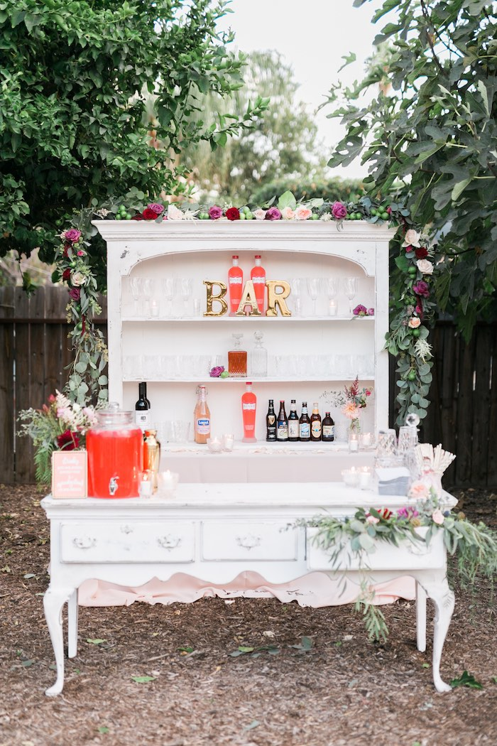 Sparkly 30th Birthday Bash on Kara's Party Ideas | KarasPartyIdeas.com (53)