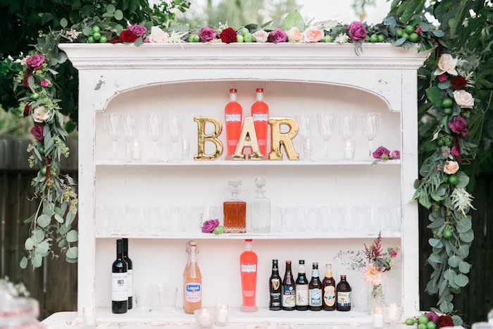 Sparkly 30th Birthday Bash on Kara's Party Ideas | KarasPartyIdeas.com (52)