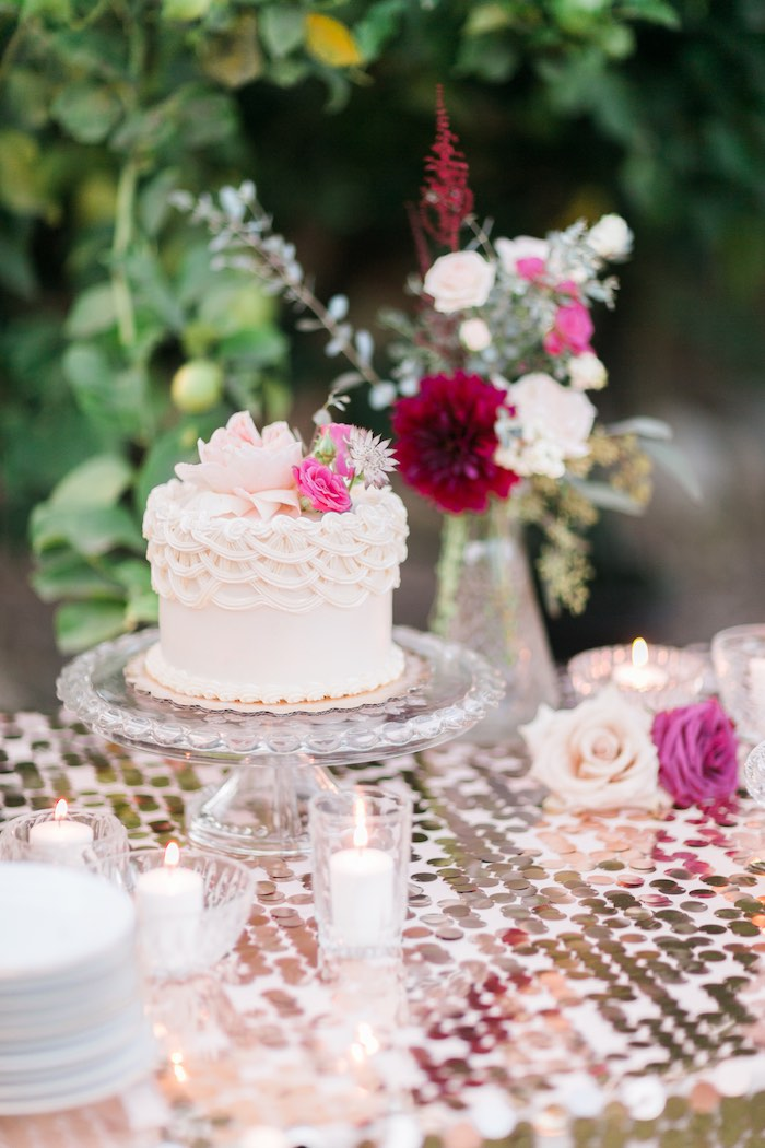 Sparkly 30th Birthday Bash on Kara's Party Ideas | KarasPartyIdeas.com (43)