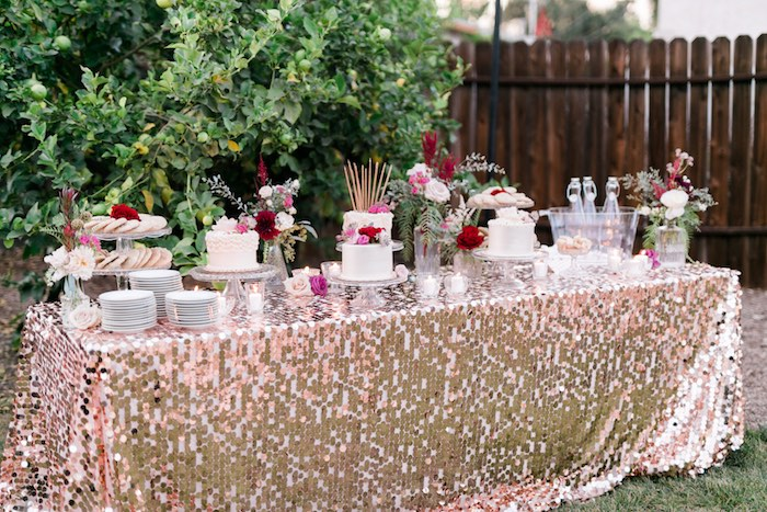 Sparkly 30th Birthday Bash on Kara's Party Ideas | KarasPartyIdeas.com (41)