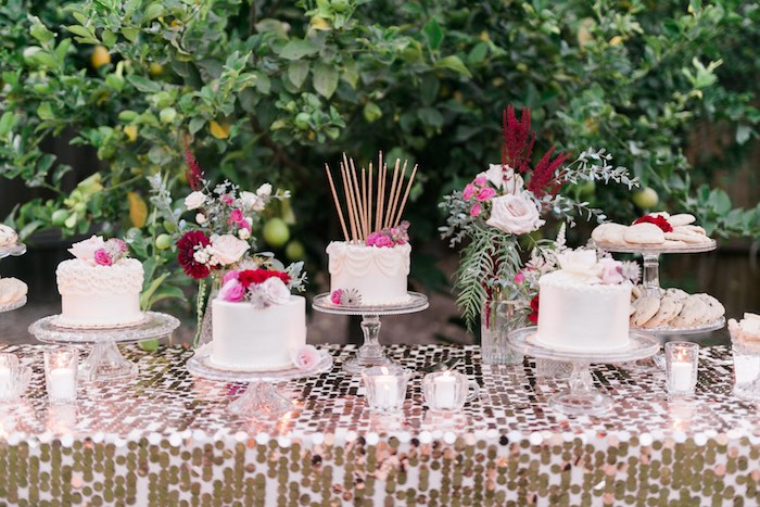 Sparkly 30th Birthday Bash on Kara's Party Ideas | KarasPartyIdeas.com (38)