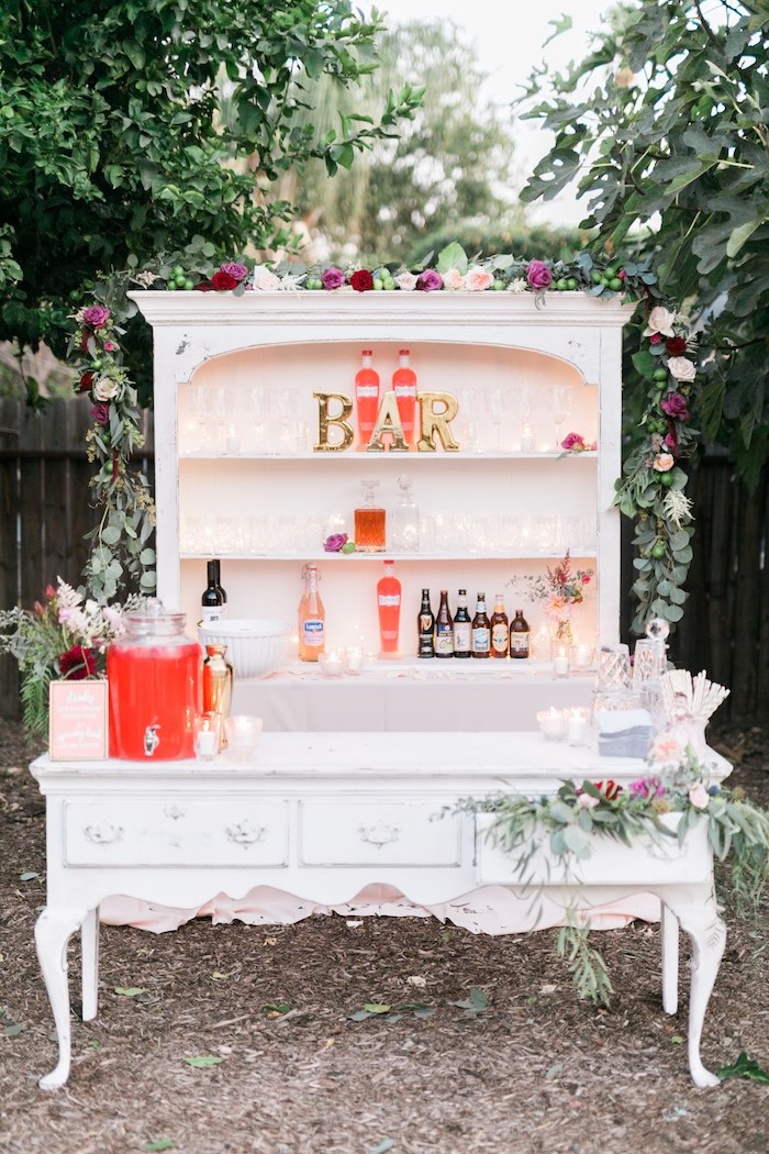 Sparkly 30th Birthday Bash on Kara's Party Ideas | KarasPartyIdeas.com (35)