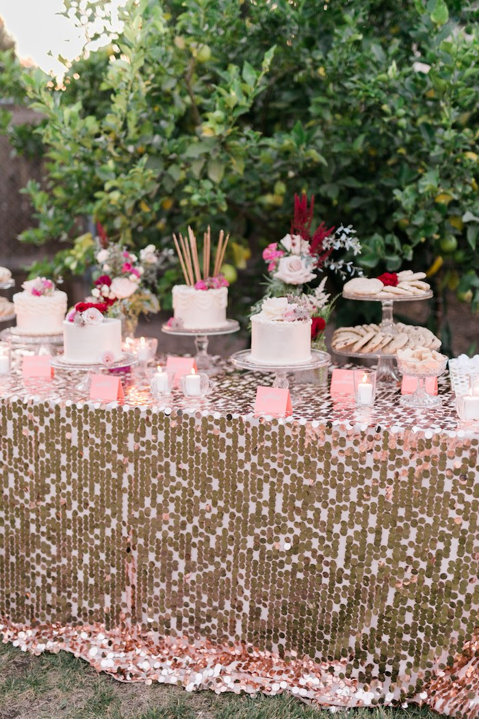 Sparkly 30th Birthday Bash on Kara's Party Ideas | KarasPartyIdeas.com (32)