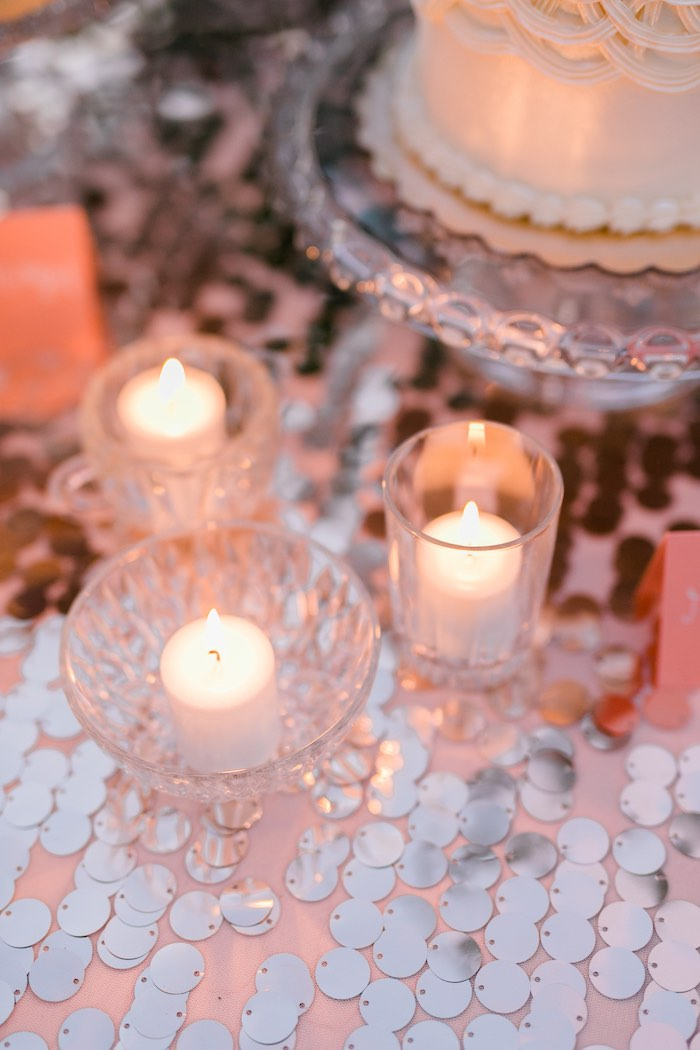 Sparkly 30th Birthday Bash on Kara's Party Ideas | KarasPartyIdeas.com (24)