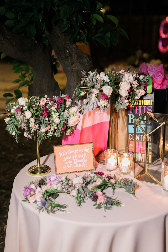 Sparkly 30th Birthday Bash on Kara's Party Ideas | KarasPartyIdeas.com (14)