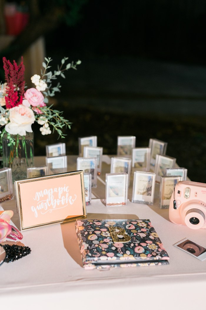 Sparkly 30th Birthday Bash on Kara's Party Ideas | KarasPartyIdeas.com (12)