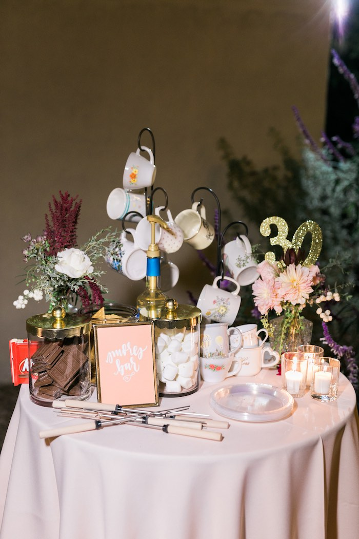 Sparkly 30th Birthday Bash on Kara's Party Ideas | KarasPartyIdeas.com (11)