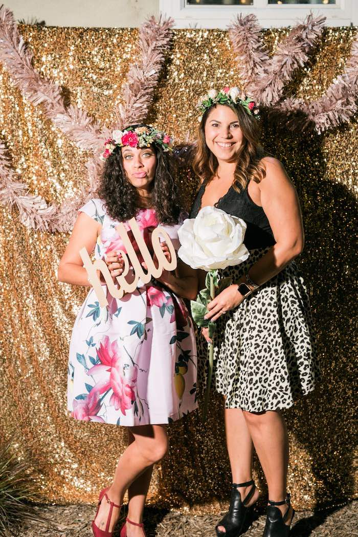 Sparkly 30th Birthday Bash on Kara's Party Ideas | KarasPartyIdeas.com (6)
