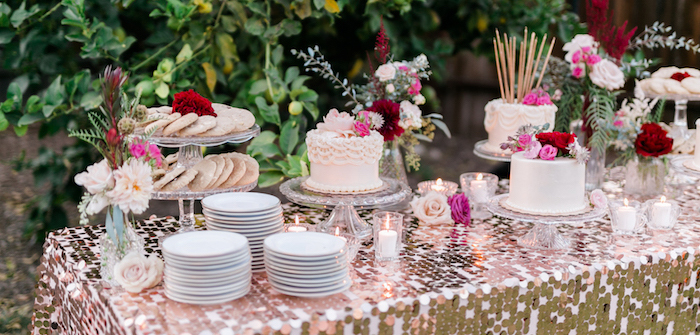 Sparkly 30th Birthday Bash on Kara's Party Ideas | KarasPartyIdeas.com (1)