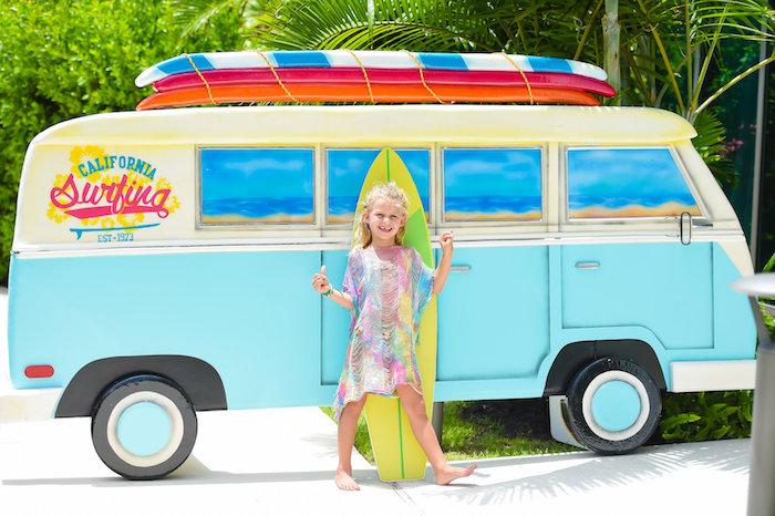 Surf's Up Beach Birthday Party on Kara's Party Ideas | KarasPartyIdeas.com (48)