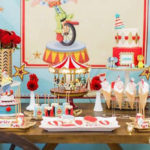 Vintage Circus Birthday Party on Kara's Party Ideas | KarasPartyIdeas.com (2)