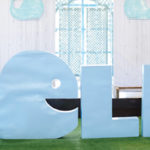 Whale Themed Baptism + Birthday Party on Kara's Party Ideas | KarasPartyIdeas.com (2)