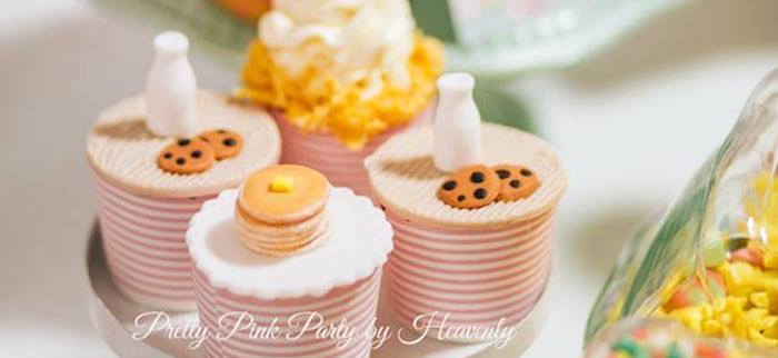 Whimsical Breakfast Themed Birthday Party on Kara's Party Ideas | KarasPartyIdeas.com (1)