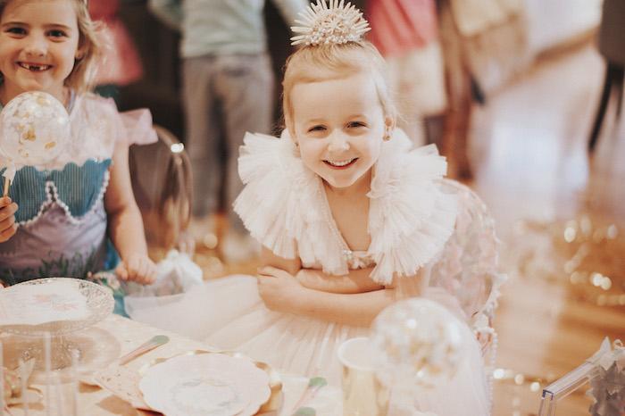 Whimsical Mermaid Birthday Party on Kara's Party Ideas | KarasPartyIdeas.com (10)