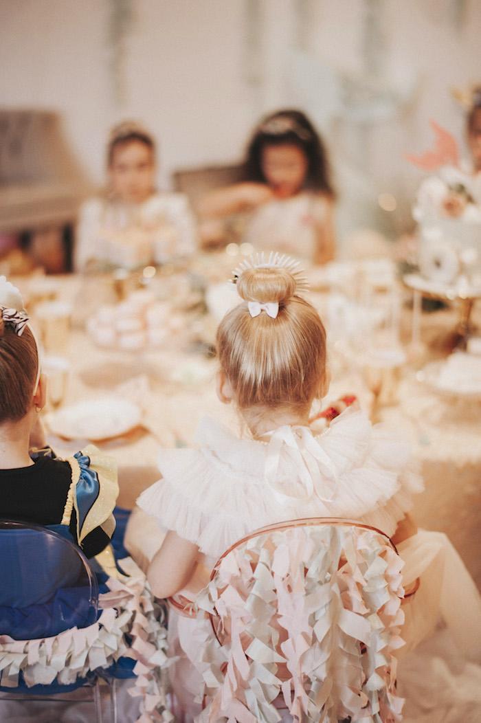 Whimsical Mermaid Birthday Party on Kara's Party Ideas | KarasPartyIdeas.com (7)