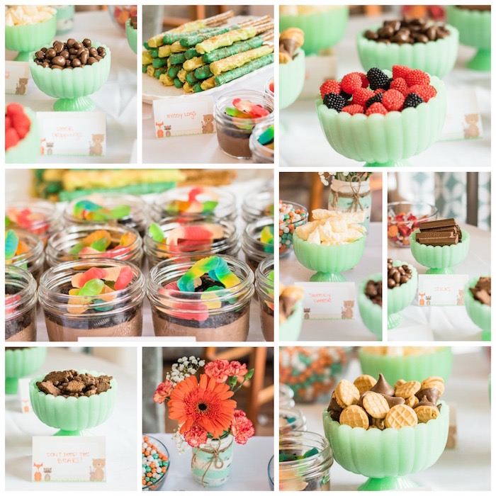 Snack ideas for one year old birthday party