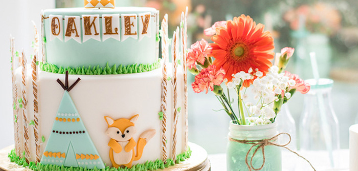 Wild & One First Birthday Party on Kara's Party Ideas | KarasPartyIdeas.com (5)