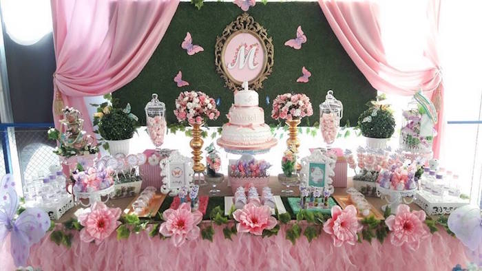 Beautiful Butterfly Birthday Party on Kara's Party Ideas | KarasPartyIdeas.com (3)